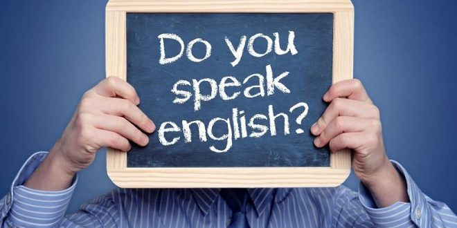 تحدث الانجليزية بطلاقة