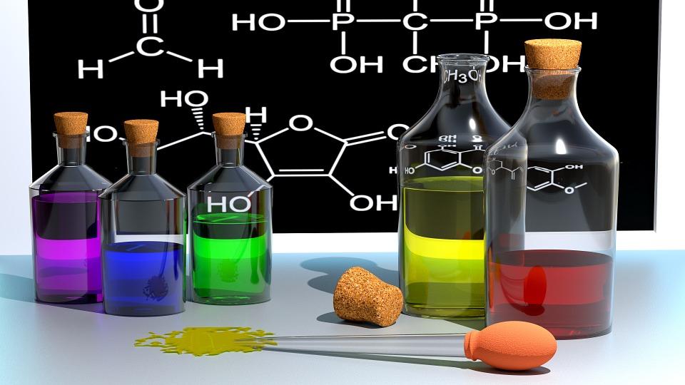 مواقع علمية كيميائية