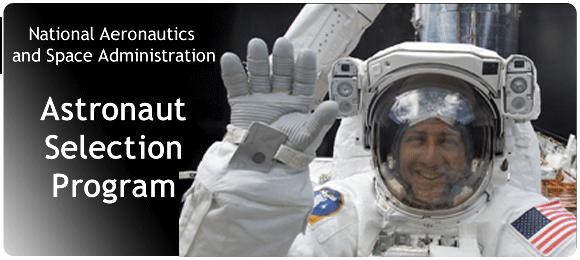 متطلبات رائد الفضاء