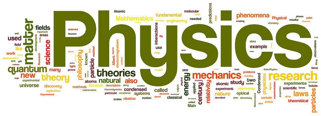 دوريات علمية في الفيزياء