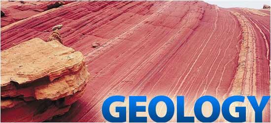 دراسة علم الجيولوجيا