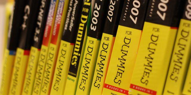 سلسلة كتب for dummies
