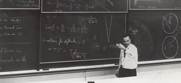 محاضرات فاينمان في الفيزياء