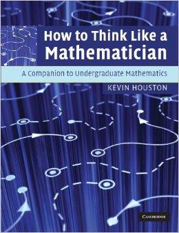كتاب كيف تفكر كعالم رياضيات