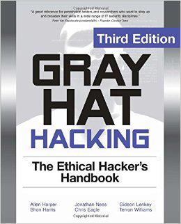 كتاب Gray Hat Hacking The Ethical Hackers Handbook