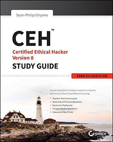 كتاب CEH Certified Ethical Hacker