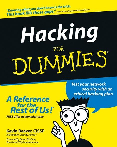 كتاب Hacking for Dummies