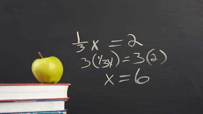 تعلم الرياضيات من الصفر