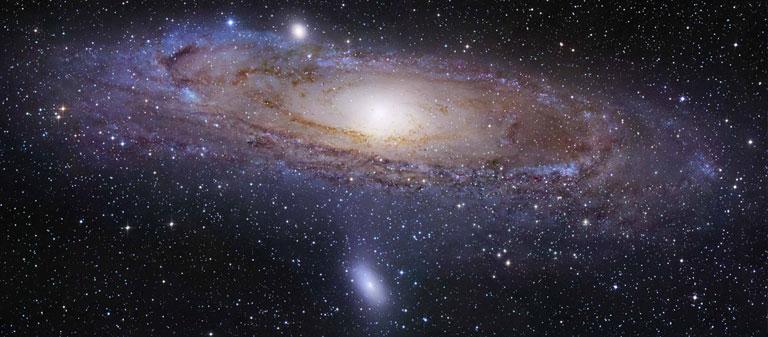 علوم الفضاء والفلك