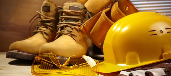السلامة والصحة المهنية وتأمين بيئة العمل