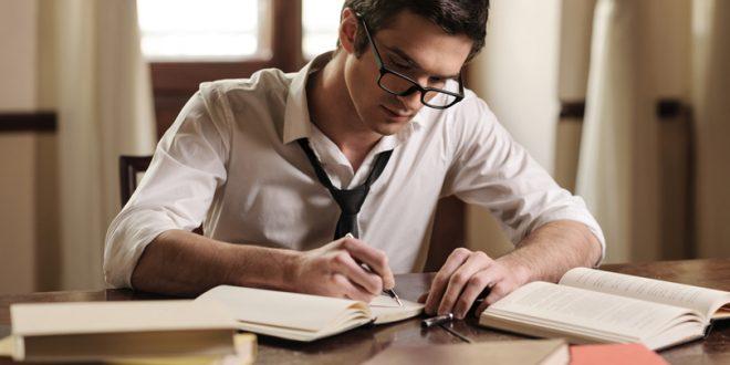 التدوين والكتابة