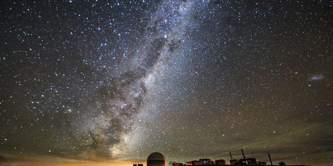 أقسام علم الفلك
