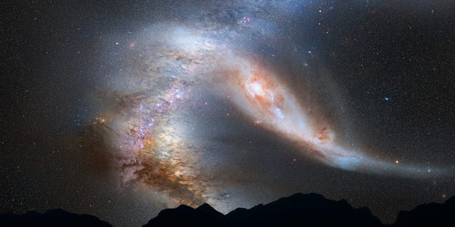 قصة الكون