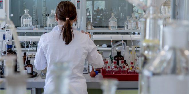 معمل الكيمياء العضوية