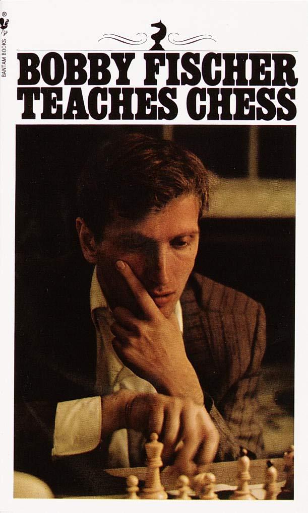 كتاب بوبي فيشر يعلمك الشطرنج